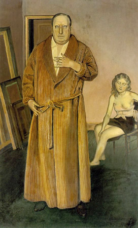 Balthus Cats mirrors and adolescent breasts