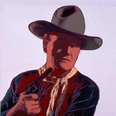 John Wayne Pop Art